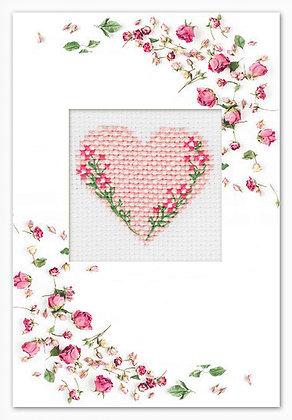 Postcard - Heart