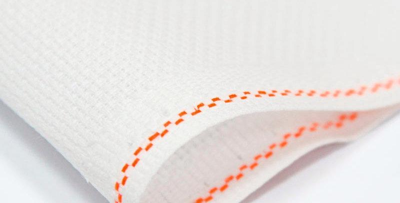 Cloth Aida 14 ct. Color 100 - ZWEIGART