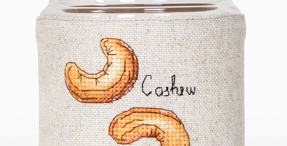 BS109 Cashew - Cross-stitch kit Luca-S