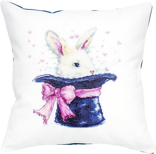 PB139 Pillowcase | Cross Stitch Ki