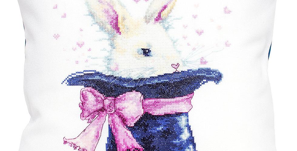 PB139 Bunny - Pillow Case