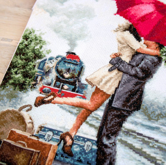 Cross Stitch Kit Luca-S | B2369