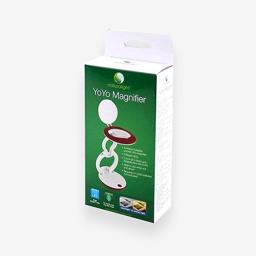 Lupa compacta y plegable Yoyo LED - Daylight