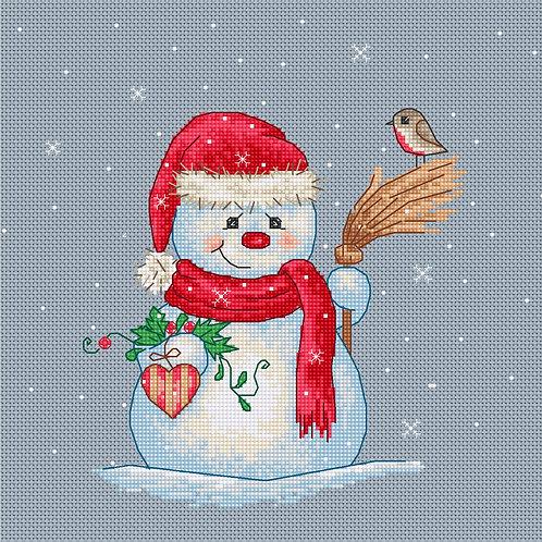 B1049 Snow Man