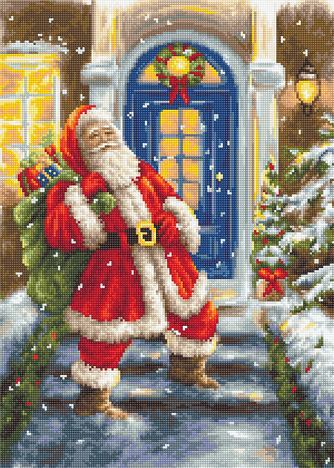 B563 Santa Claus