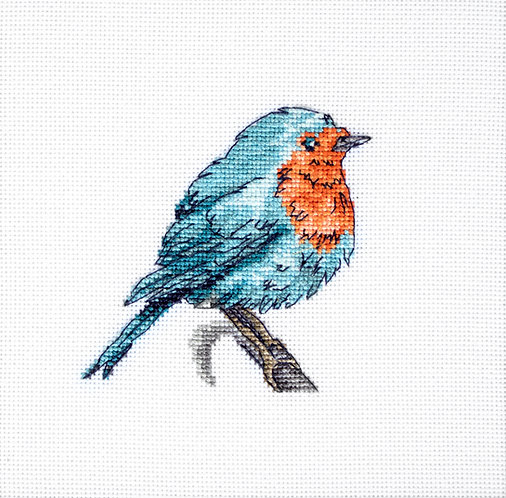 B1167 Bluebird