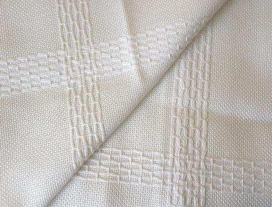 """Aida fabric """"Palisade"""" for Mantitas col.264"""