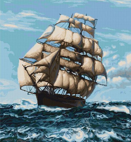 B438 Ship