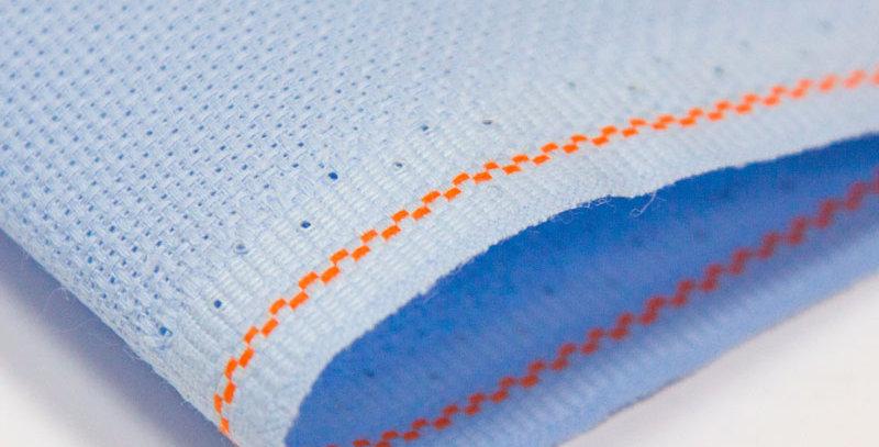 AIDA fabric 18 ct. color 503 - ZWEIGART
