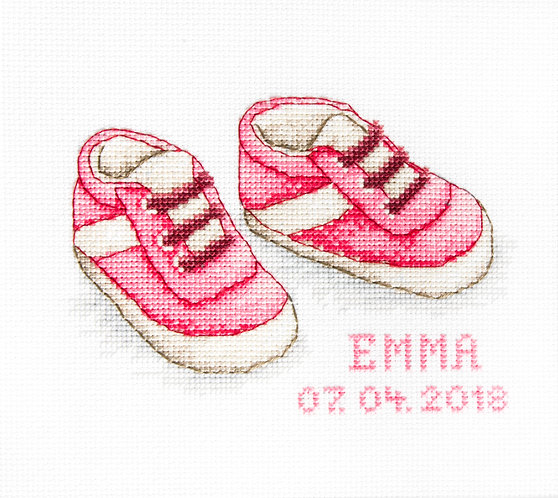 B1139 Baby Shoes