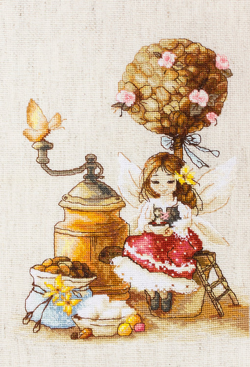 B1132 Coffee Fairy