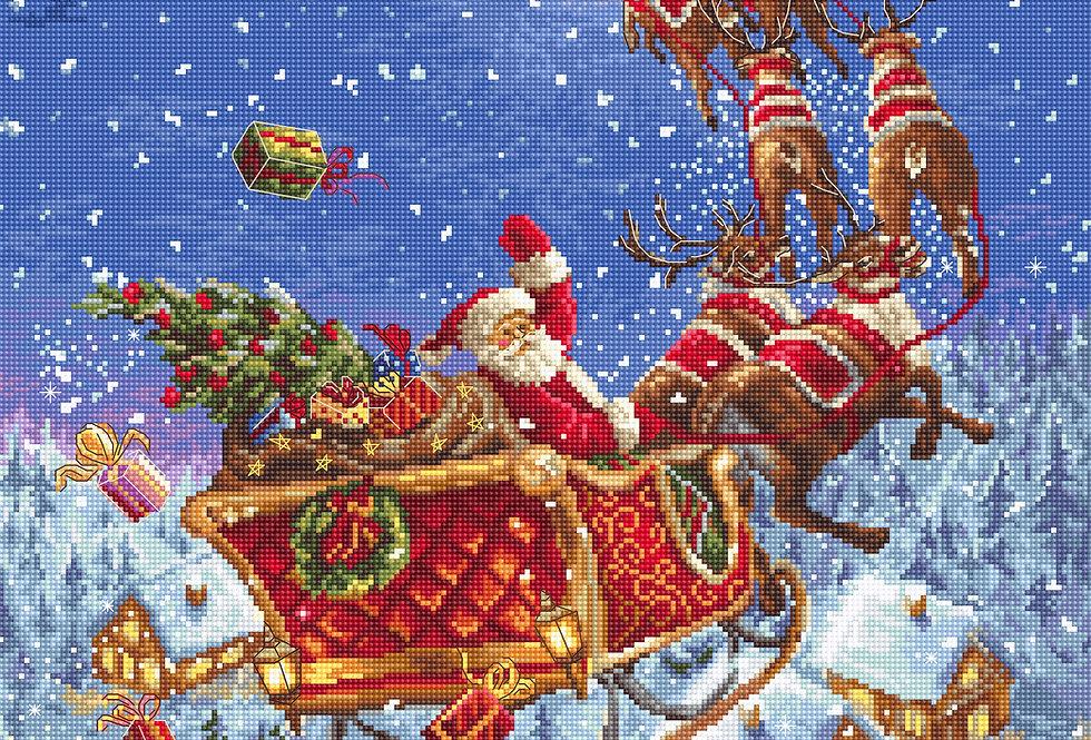 LETI 958 The reindeers on its way!