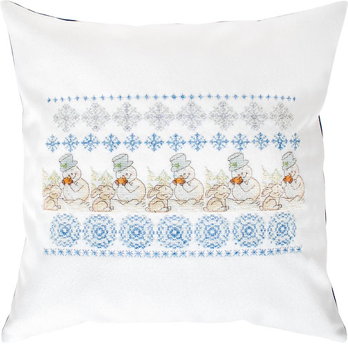PB207 Pillowcase | Cross Stitch Kit