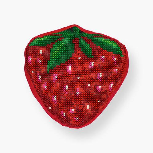PB 152 Strawberry   Cross Stitch Kit