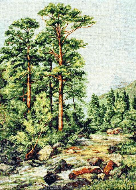 B522 Mountain River