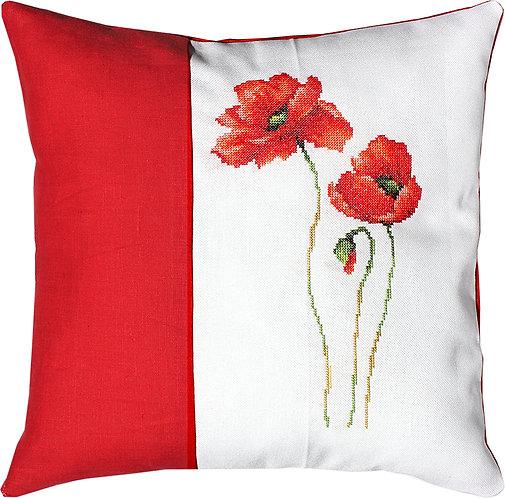 PB120 Pillowcase | Cross Stitch Kit