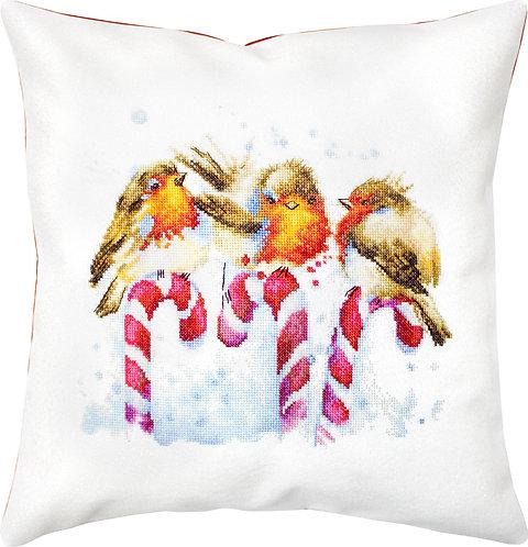 PB194 Pillowcase | Cross Stitch Kit