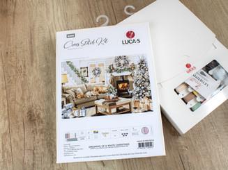 B2393 | Cross Stitch Kit Luca-S