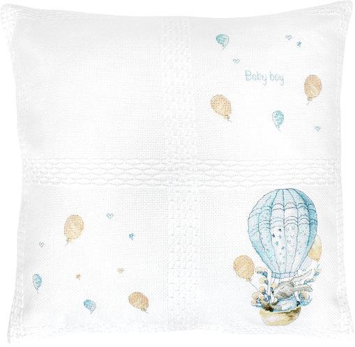 PB189 Pillowcase | Cross Stitch Kit