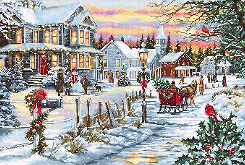 B595 Christmas Eve