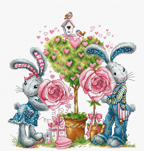 B1124 Be My Valentine