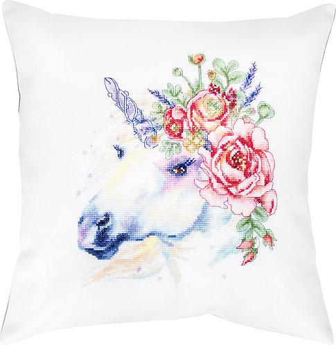 PB186 Pillowcase   Cross Stitch Kit