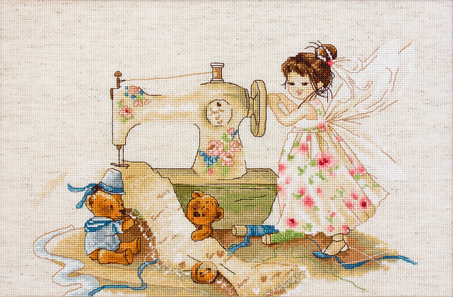 The Fairy Seamstress
