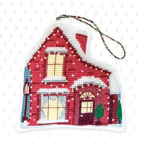 JK020 Christmas Toy | Cross Stitch Kit