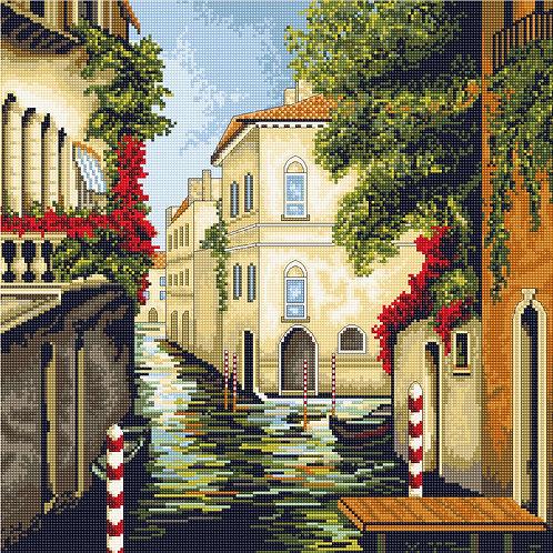 B240 Venice in Bloom