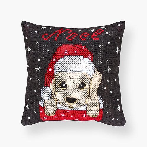 PB 173 Christmas Dog | Cross Stitch Kit