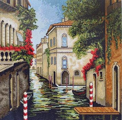 Venice in flowers
