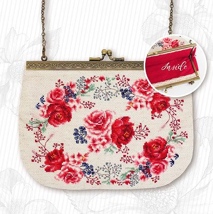 Bag - Red Roses
