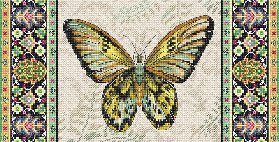 LETI 981 Vintage Butterfly