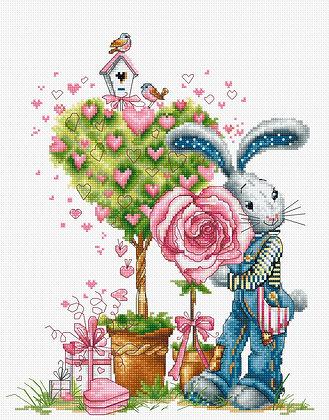 Valentine's Day - Bunny