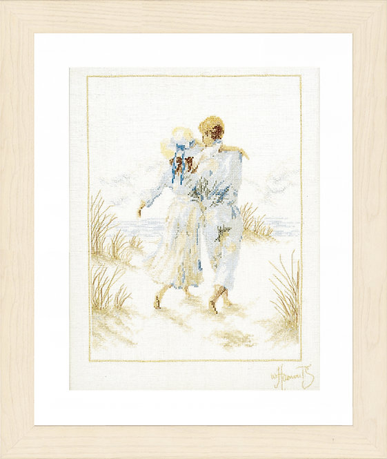 Romance - Lanarte - Kit de punto de cruz