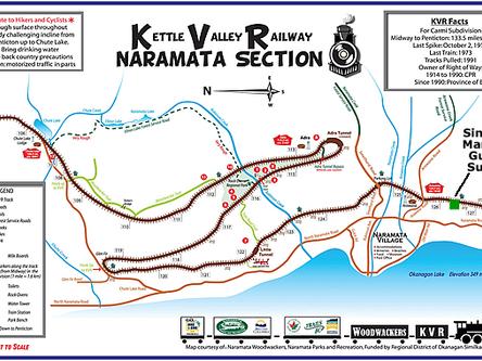 KVR rail trail