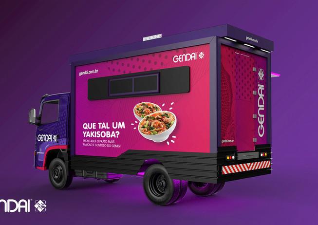 Trend Foods - Gendai Food Truck