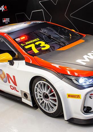 MX Piquet Sports Stock Car