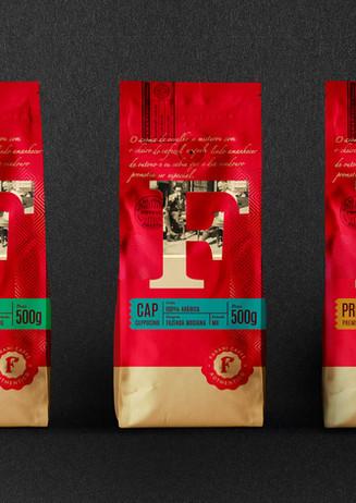Embalagens Farani Café
