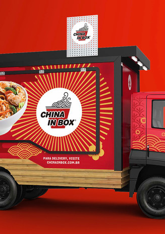 Trend Foods - China in Box Food Truck