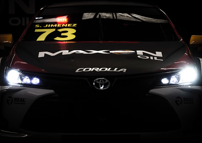 MX Piquet Sports - Carro