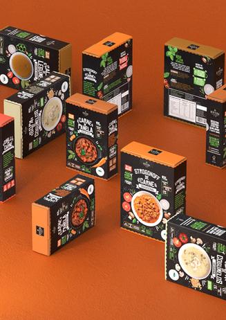 Design Embalagens Riviera Alimentos