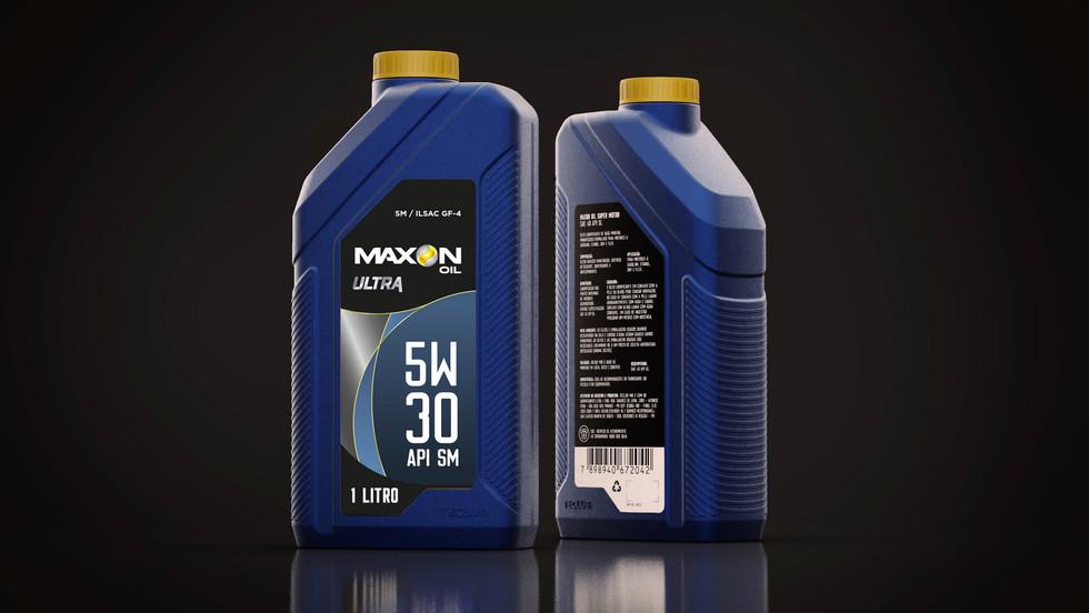 Embalagem Maxon Ultra