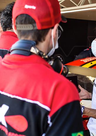 MX Sports Team with pilot Sergio Jimenez