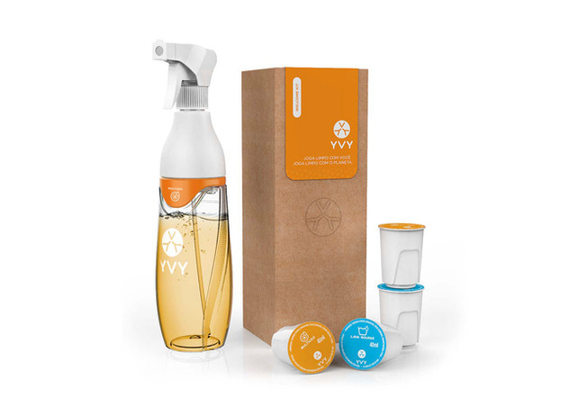 YVY - Product and Packaging