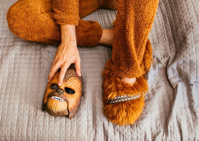 Ricsen Pantufas Star Wars