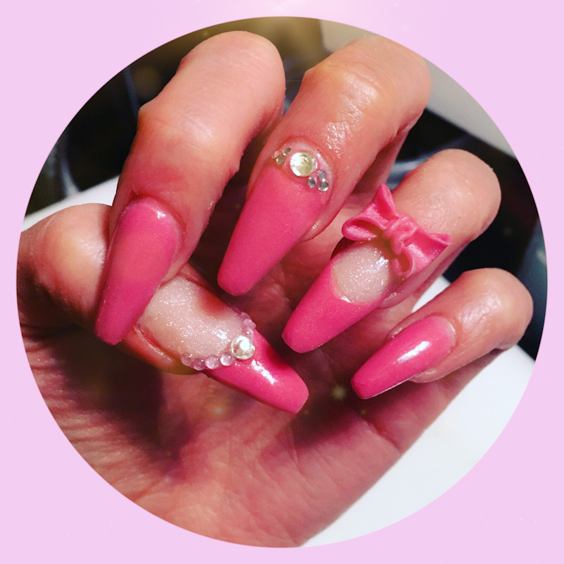 Nailstories - Bubblegum