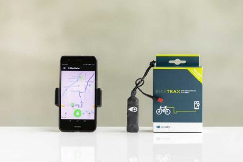 Biketrax - GPS Tracker eBikes