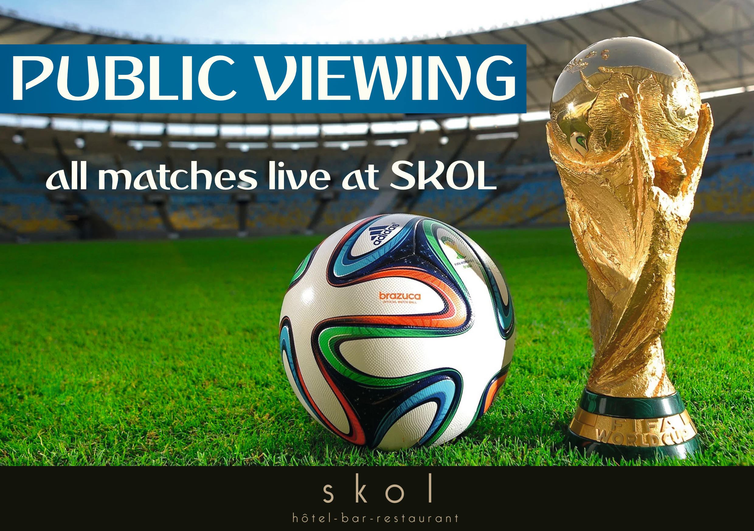 Skol - Public Viewing copie