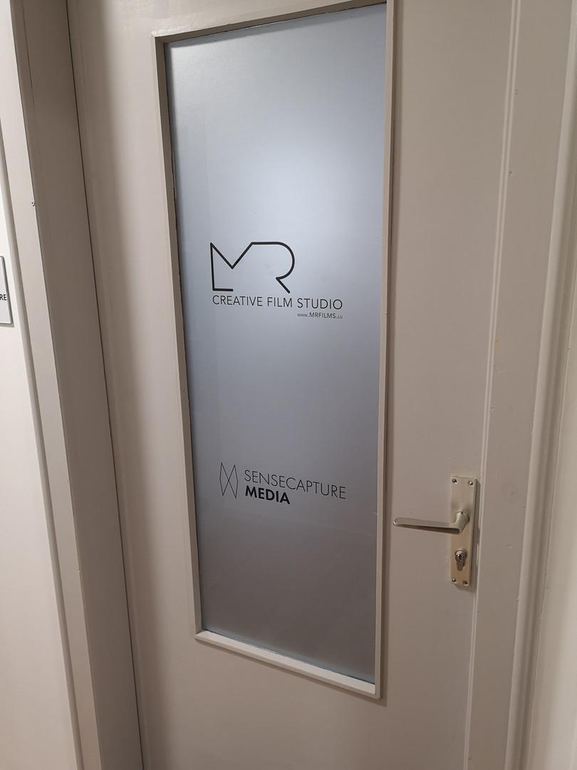 MR Film Studios - Sablage